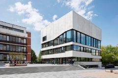 Architektur Freiburg freiburg neuanlage dietrich bonhoeffer platz