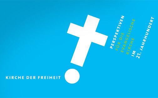 """Titwlblatt des Impulspapieres """"Kirche der Freiheit""""; Quelle: EKD"""