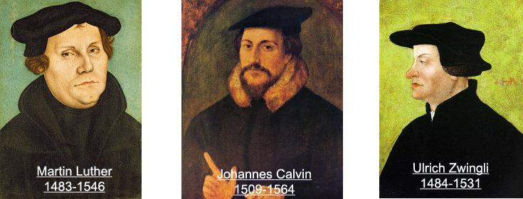 Was Ist Reformation